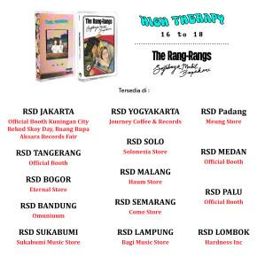 THE RANG RANGS & HIGH THERAPY MERIAHKAN RECORDS STORE DAY 2019