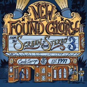 """NEW FOUND GLORY // MUSIC VIDEO """"EYE OF THE TIGER"""""""