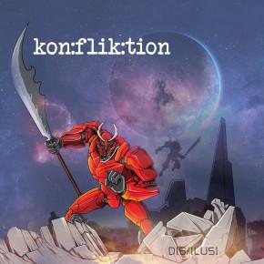 "KONFLIKTION // CD ""DIS/ILUSI"""