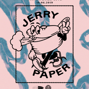 JERRY PAPER LIVE IN JAKARTA