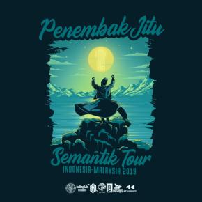 """PENEMBAK JITU // TUR """"SEMANTIK TOUR 2019"""""""