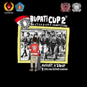 BUPATI CUP II SKATEBOARD COMPETITION AKAN SEGERA DIGELAR