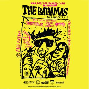 "ROOFTOPSOUND RECS // THE BAHAMAS ""PADA AKHIRNYA..!"" LIVE"
