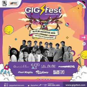 """GIGS FEST """"INDIEPENDENCE DAY"""" 2019"""