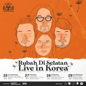 RUBAH DI SELATAN // LIVE IN KOREA