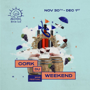 ARTOTEL BEACH CLUB // CORK DU WEEKEND