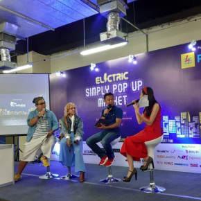 ELECTRIC SIMPLY POP UP MARKET POWERED BY PLN