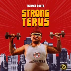 "MONKEY BOOTS // SINGLE ""STRONG TERUS"""