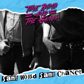 TIME BOMB AND THE GANGS // AKAN MERAYAKAN RILISNYA ALBUM PENUH PERTAMA