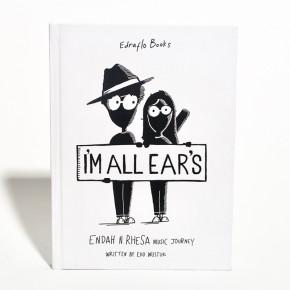 "ENDAH N RHESA // GELAR LAUNCHING BUKU ""I'M ALL EAR'S"" DI M BLOC SPACE"