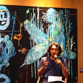 "ANTON SUBIYANTO // GELAR PAMERAN SENI TUNGGAL BERTAJUK ""INVISIBLE JOURNEY"""