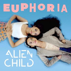 """ALIEN CHILD // MINI ALBUM """"EUPHORIA"""""""