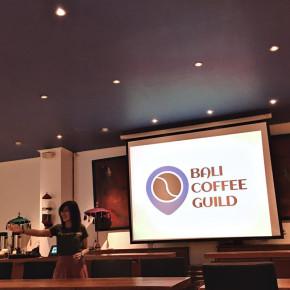 BALI COFFEE GUILD'S // GELAR KOMPETISI UNTUK COFFEE ENTHUSIAST