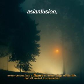 """ASIANFUSION // MINI ALBUM """"FIGURE"""""""