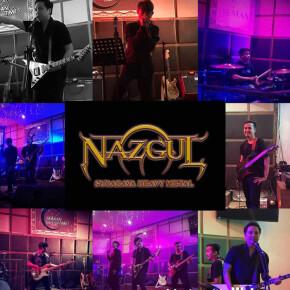 "NAZGUL // VIDEO MUSIK ""DOGMA JIWA"""