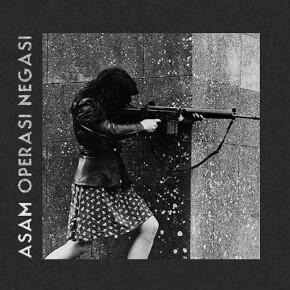"""ASAM // SINGLE """"OPERASI NEGASI"""""""