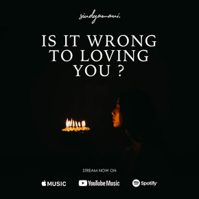 """SINDY AMANI // SINGLE """"IS IT WRONG TO LOVING YOU"""""""