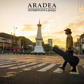 "ARADEA LUBIS // SINGLE ""ISTIMEWANYA JOGJA"""