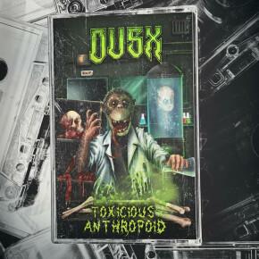 "DUSX // LEPAS MINI ALBUM ""TOXICIOUS ANTHROPOID"" DALAM FORMAT KASET"