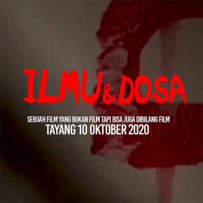 "JASON RANTI // SEGERA LEPAS FILM ""ILMU & DOSA"""