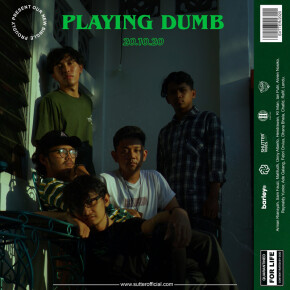 """SUTTER // SINGLE """"PLAYING DUMB"""""""