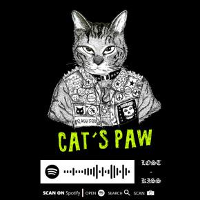 """CAT'S PAW // SINGLE """"LOST KISS"""""""