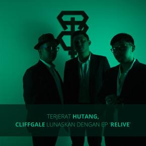 "CLIFFGALE // MINI ALBUM ""RELIVE"""
