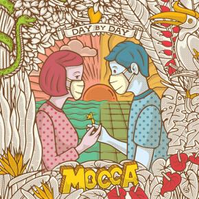 "MOCCA // RILIS ALBUM KE-6 ""DAY BY DAY"""
