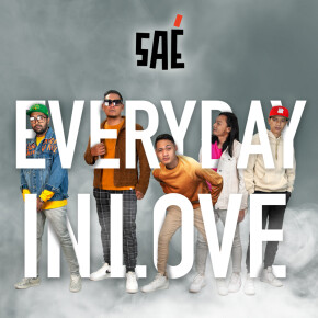 "SAÉ // SINGLE ""EVERYDAY IN LOVE"""