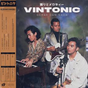"""VINTONIC // MINI ALBUM """"GERAK DAN NADA"""""""