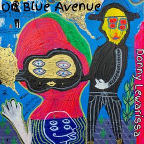 "DONNY LEWARISSA // MINI ALBUM ""ON BLUE AVENUE"""