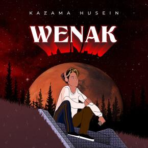 "KAZAMA HUSEIN // MENIKMATI HIDUP LEWAT SINGLE ""WENAK"""