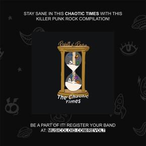 "REVOLT-O-RAMA VOL.2"" - THE CHAOTIC TIMES ALBUM KOMPILASI PUNK ROCK DARI MUSICOLOID RECORDS"