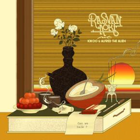 "RASVAN AOKI FT. KIKOO & ALFRED THE ALIEN // SEGERA LEPAS SINGLE ""CAN WE TALK?"""