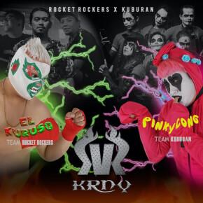 "ROCKET ROCKERS X KUBURAN // SINGLE ""KRNY"""