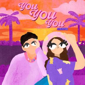 "SYAHRAVI FT. AMANDA CAESA // SINGLE ""YOU YOU YOU"" (STRIPPED VERSION)"