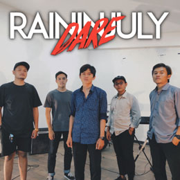 "RAIN IN JULY // RILIS SINGLE ""DARE"""