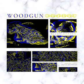 "WOODGUN // RILIS SINGLE PERTAMA DI 2021 ""BLACK GARDEN"""
