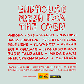 "EARHOUSE // ENDAH N RHESA MENGADAKAN ACARA ""FRESH FROM THE OVEN"""