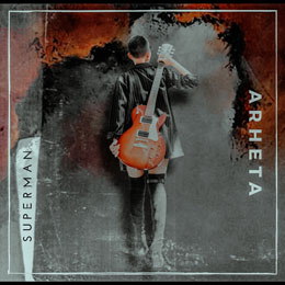"ARHETA // RILIS SINGLE ""SUPERMAN"""