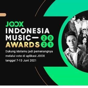 JOOX // JOOX INDONESIA MUSIC AWARDS 2021