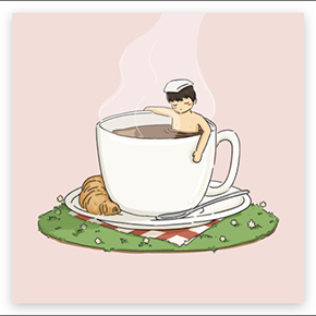 "CHEVY & NALBA // MERILIS SINGLE ""MORNING COFFEE"""