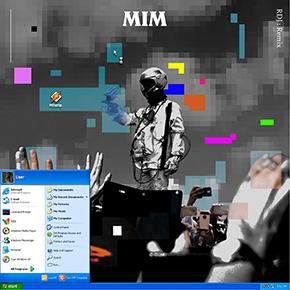 "MIM // MERILIS ALBUM REMIX ""RDJ:REMIX"""