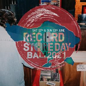 RECORD STORE DAY BALI 2021 // ACARA TAHUNAN RECORD STORE DAY DI BALI