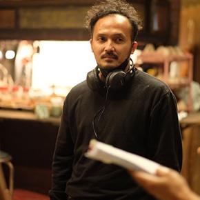"ADRIYANTO DEWO // MERILIS FILM BERTEMA MUSIK ""GALANG"""