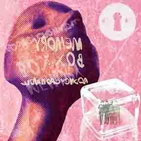 "RODNEY CROMWELL // MERILIS SINGLE ""MEMORY BOX"""